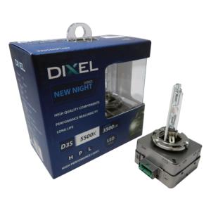 Штатные лампы Dixel HPL
